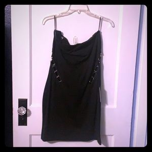 Black Express dress. New